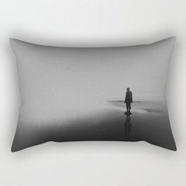 Triste Rectangular Pillow
