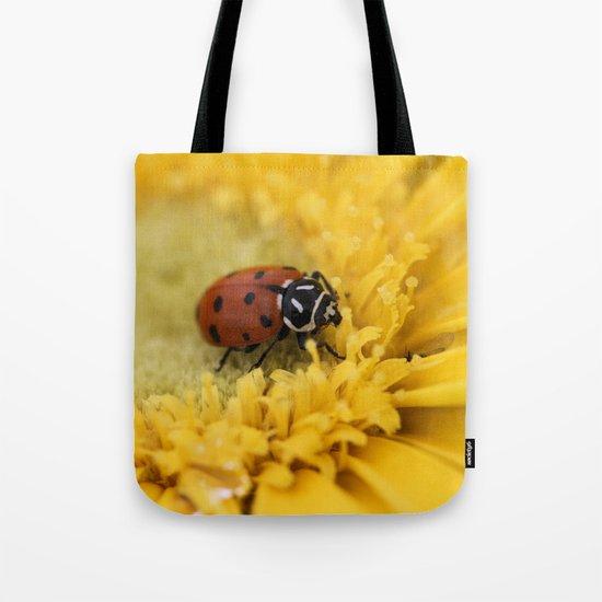 Ladybug, ladybug Tote Bag