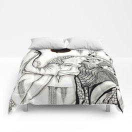 La Paciencia Comforters