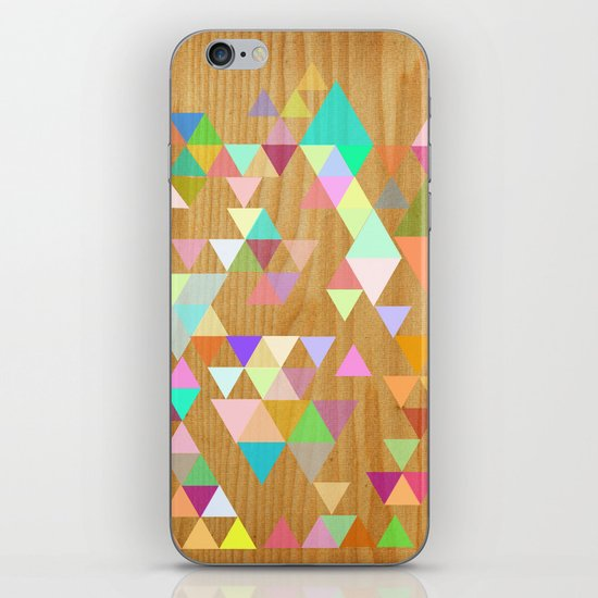 Things fall into place iPhone & iPod Skin