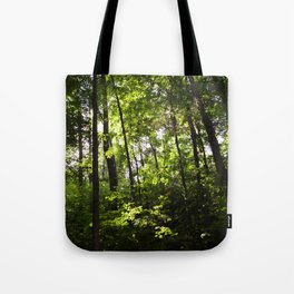 Forest // Breathe In Tote Bag