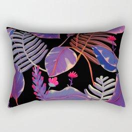 poison leaves Rectangular Pillow