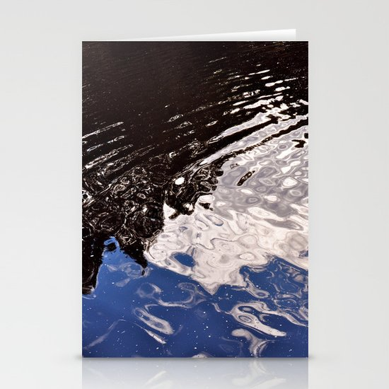 Water I Stationery Cards