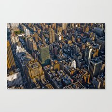 Top of the Empire #9 Canvas Print