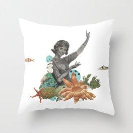 Océano Throw Pillow