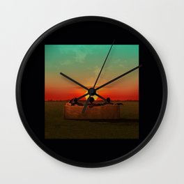 Atlanta donald Wall Clock