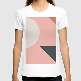Orbit 05 Modern Geometric T-shirt