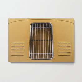 Emergency Backdoor Metal Print