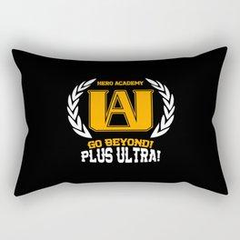 Motto Rectangular Pillow