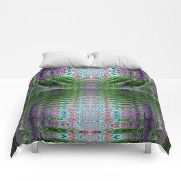 Emerald Sanctuary Comforters