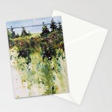 along Sainte Mary's Bay, Nova Scotia Stationery Cards