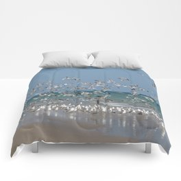 A Flock of Seagulls Comforters