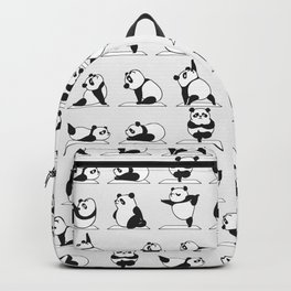 Panda Yoga Backpack