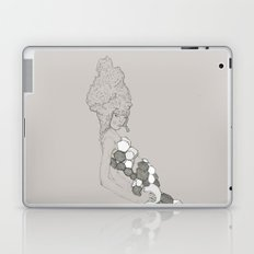 Japanese Couture Fashion Illustration Laptop & iPad Skin