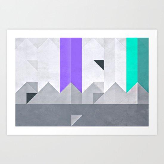 sww byym Art Print
