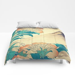 Mutual Admiration in Dana Comforters