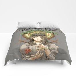 Beautiful Disposition Comforters