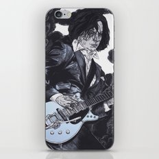 Jack White III iPhone & iPod Skin