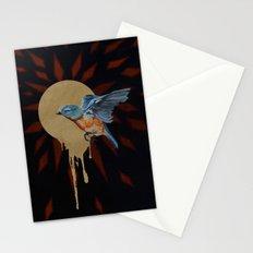 Blue Bird Stationery Cards