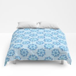 ENLIGHTENED Lotus Pattern Comforters
