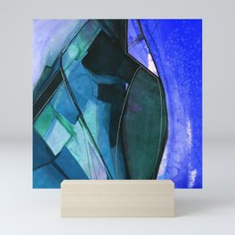 Abstraction 317I by Kathy Morton Stanion Mini Art Print