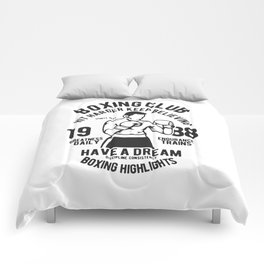 boxing club Comforters