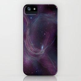 Nebula IX iPhone Case