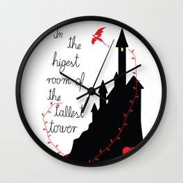 Highest tower Wall Clock