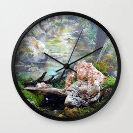 Loose Something? Wall Clock