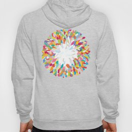 fizzy feathers Hoody