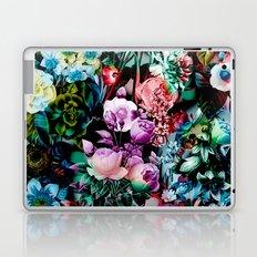 Multicolor Floral Pattern Laptop & iPad Skin