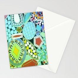 Hippie Bohemian 1960's Retro Design Stationery Cards