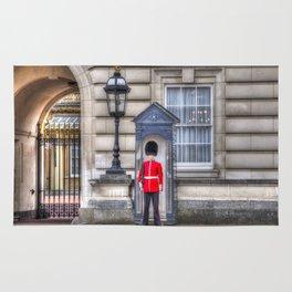 Buckingham Palace Queens Guard Rug