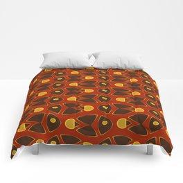 Fish2 Comforters