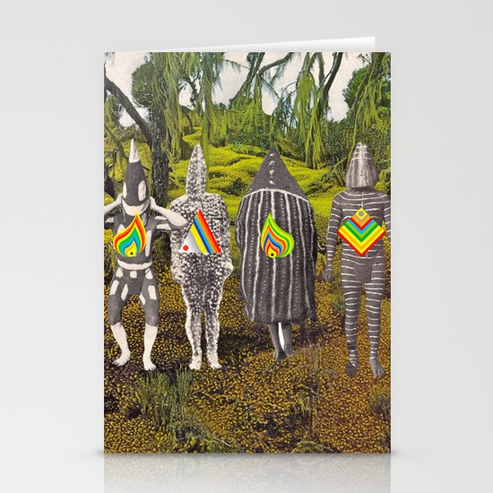 New Lands Stationery Cards