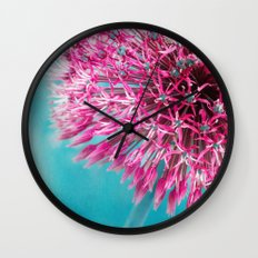 ALLIUM Wall Clock