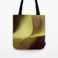 Calla Lilly Abstract Tote Bag