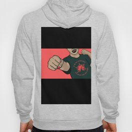 Knock 'Em Out Hoody