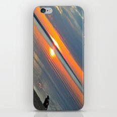 Silver Lake Sunset  iPhone & iPod Skin