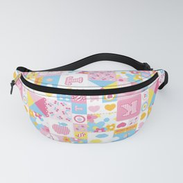 Ink Fanny Pack