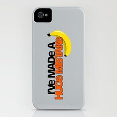 A Huge Mistake Slim Case iPhone (4, 4s)