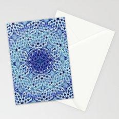Mandala Azuela Stationery Cards