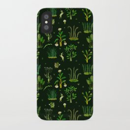 Bunny Forest iPhone Case