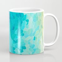 house Mugs featuring INVITE TO BLUE by Catspaws