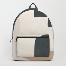 Minimal Shapes No.28 Backpack