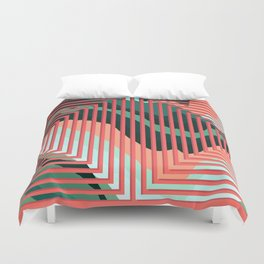 TOPOGRAPHY 2017-012 Duvet Cover
