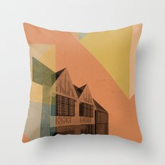 Pape Danforth Branch Throw Pillow