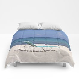 Beach Chair Comforters