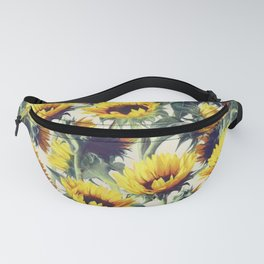 Sunflowers Forever Fanny Pack