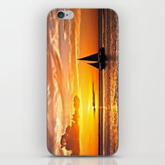 Sail into the Sunset  iPhone & iPod Skin